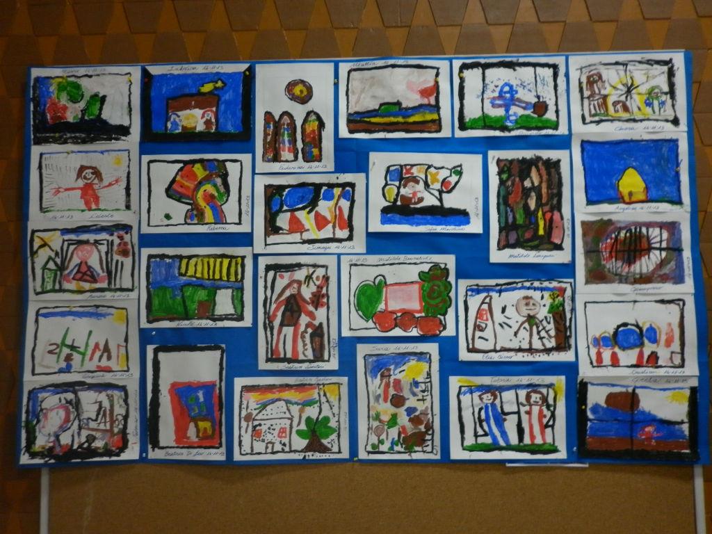 vetrate di carta 2